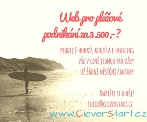Web pro plážové podnikání za 3.500,-- (2)
